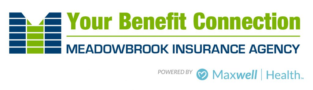 your benefit connection meadowbrook insurance agency logo